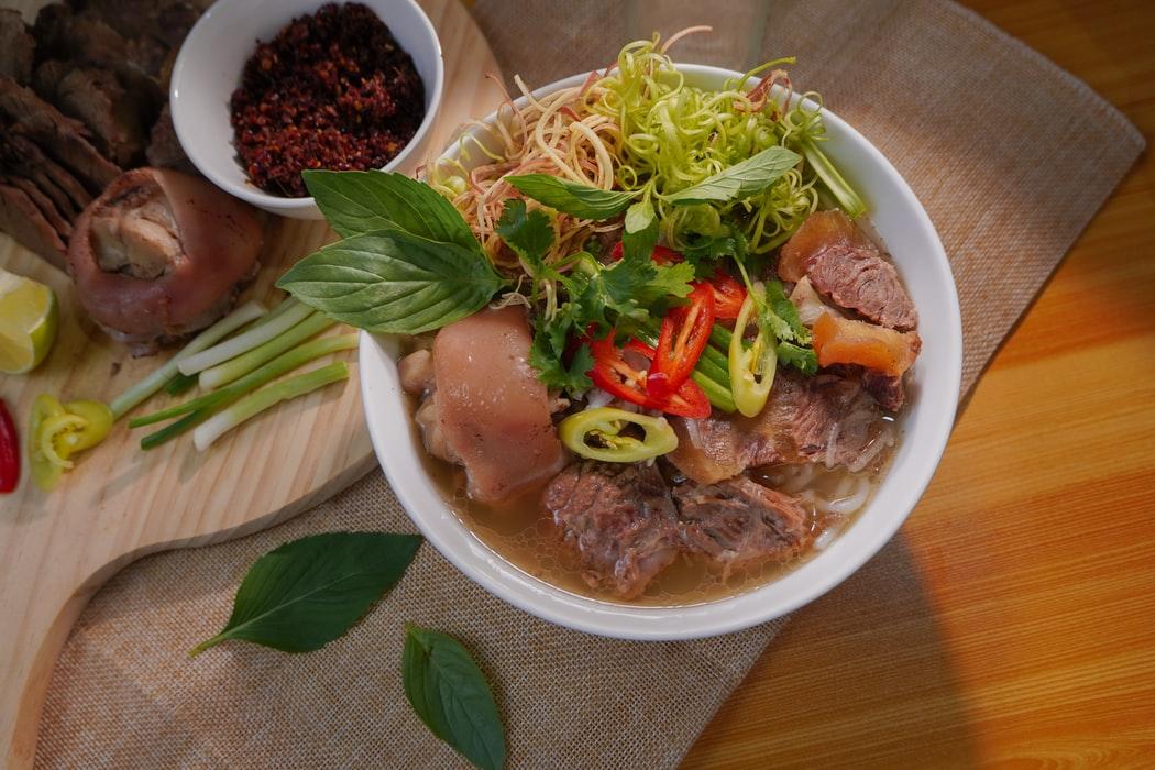 Enjoy Modern Vietnamese Fare at Moon Rabbit, Now Open Near Modern on M