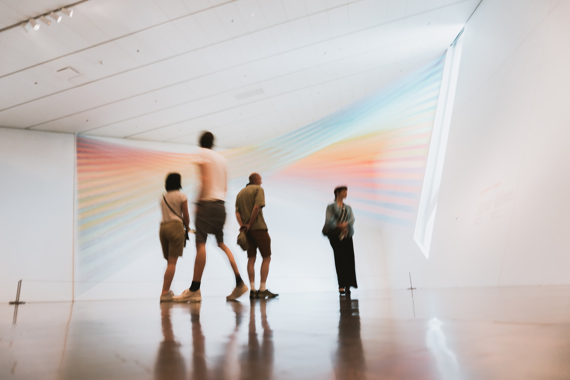 Wander the Halls of The National Portrait Gallery